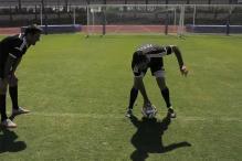 ISL: FC Pune City's Adrian Mutu, Didier Zokora take dizzy goals challenge
