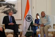 Modi invites Apple to set up manufacturing base in India