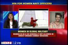 Women are ready to take on any challenge in Navy, says Commander Prassana