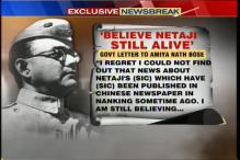 I&B ministry letter to Netaji's family in 1949 said Netaji could still be alive