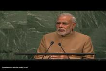 Cannot condemn developing world at low carbon stage: PM Modi at the UN Sustainable Development Summit