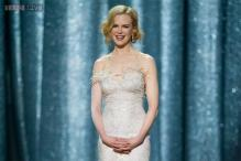 Nicole Kidman doesn't miss Hollywood