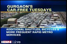 Gurgaon stakeholders gear up for car-free Tuesdays