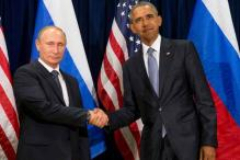 Obama and Putin meet on Syria, remain divided on Assad's fate