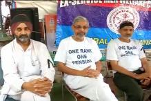 OROP agitators claim 'vendetta action' against retired officers