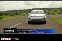 Overdrive: All you need to know about Land rover discovery sport