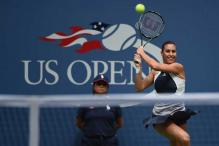 Flavia Pennetta stuns Simona Halep to reach US Open final