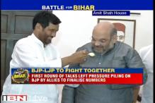 BJP seals seat sharing deal with LJP in late night meet at Amit Shah's residence
