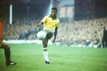 Pele to auction off World Cup winner's medals