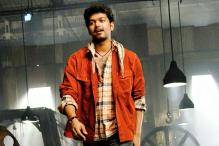 Puli actor Vijay's house raided by Income Tax officials