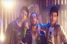 Pyaar Ka Panchnama 2: Watch the boys groove on the party song of the year 'Sharabi'