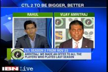 Champions Tennis League season 2 to be bigger, better: Vijay Amritraj