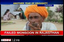 Failed monsoon makes farmers in Rajasthan battle for survival