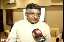 Encryption important in view of cyber crimes but withdrawing draft policy to avoid any ambiguity: Ravi Shankar Prasad