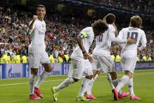Champions League: Cristiano Ronaldo scores hat-trick as Real Madrid beat Shakhtar 4-0