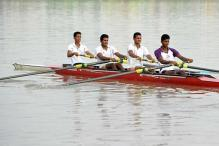 Rowing team leaves for Asian championships