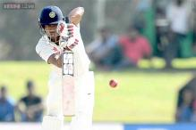 Time on Wriddhiman Saha's side to recover for South Africa