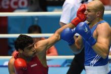 Boxer Satish in Asian semis, books World Championships berth too