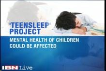 Is your child sleep deprived?