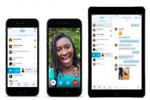Skype launches redesigned apps for Android and iOS