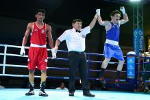 Indian boxer Gaurav Solanki wins silver in CYG