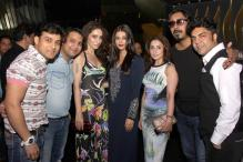 StarGaze: Aishwarya Rai joins 'Jazbaa' team for a party'; Kunal Khemu and Zoa Morani promote 'Bhaag Johnny'