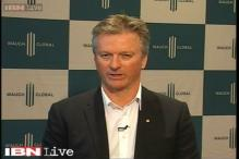 Narendra Modi encouraged me to do business in India: Steve Waugh