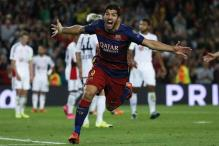 Champions League: Sergi, Suarez rescue Barcelona in dramatic late win over Bayer Leverkusen