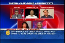 Is the Sheena case going the Aarushi way?