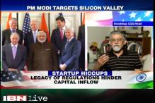 Experts cite lack of demand a global problem ahead of PM Modi's Silicon Valley visit