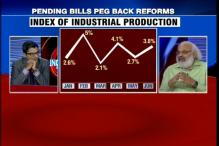 Gross fixed capital formation for April to June is less than 30%: Subir Gokarn