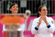 US Open Lookahead: Italians Vinci, Pennetta go way back