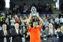 Jo-Wilfried Tsonga claims 12th career title with Moselle Open win