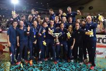 United States beat Argentina to win men's Volleyball World Cup