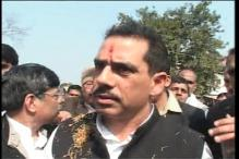 I am being used as 'political tool', says Robert Vadra
