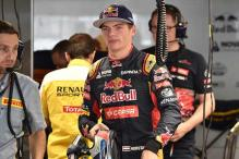 Formula One driver Max Verstappen speeds past another milestone