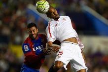 Levante hold Sevilla 1-1 in Spanish league