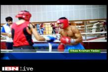 Olympic dream draws Vikas Krishnan back