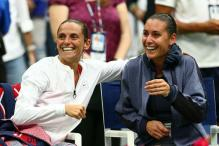 Roberta Vinci all smiles despite losing twice at US Open