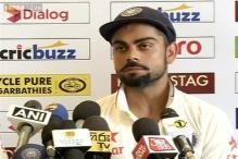 Sri Lanka made Ishant angry at the right time: Virat Kohli