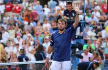 Stan Wawrinka through to quarters at US Open
