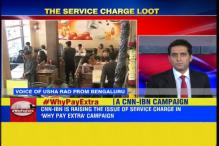 Service charge: Have restaurants fleeced you?