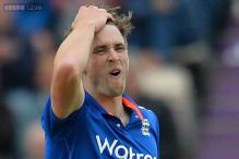 England's Chris Woakes to miss rest of ODI series against Australia