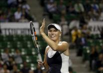 Wozniacki through to Pan Pacific Open semis, Ivanovic beaten