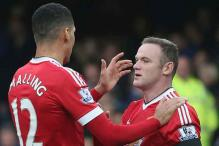 Chris Smalling one of the best in the world, says Manchester United's Wayne Rooney