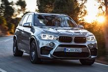 BMW launches X5M, X6M SUVs at Rs 1.55 crore and Rs 1.6 crore respectively in India