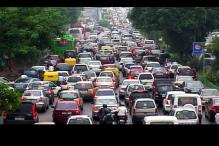 CSE survey shows that as many as 40,000 trucks enter Delhi every single day