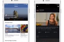 Facebook tests new feature to make users watch more videos