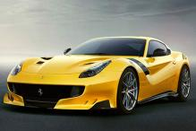Ferrari F12tdf: Limited edition F12berlinetta variant unveiled