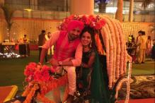Harbhajan Singh-Geeta Basra wedding: All you wanted to know about their outfits for D-Day